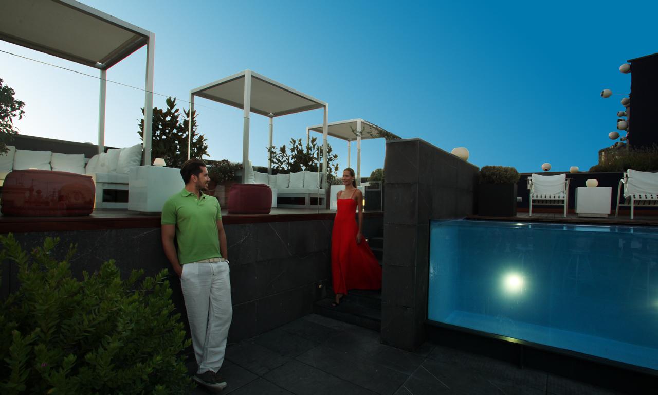 Hoteles de lujo private advisors deluxe en espa ol - Chill out barcelona ...