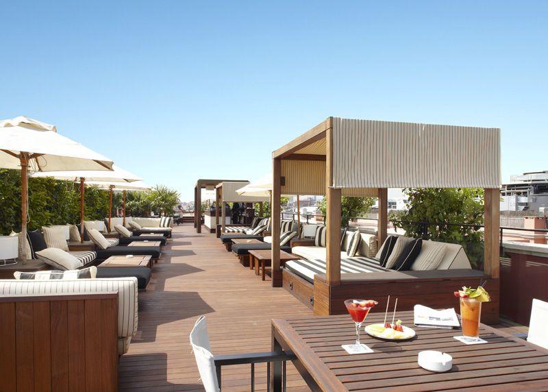 Bar y restaurantes private advisors deluxe en espa ol for Terrazas de hoteles en barcelona